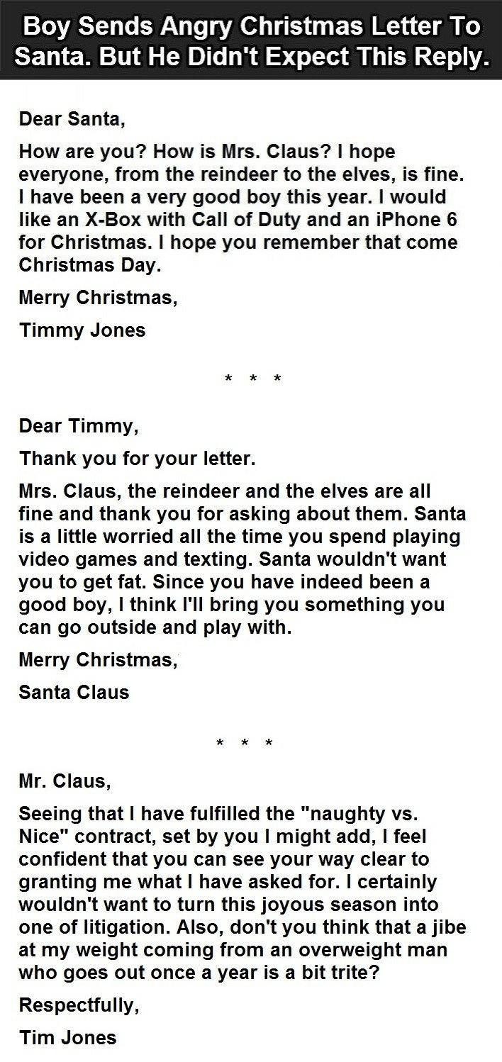 Angry letter to santa what a hoot community the newstalkers 2774discussionsgwidth500 spiritdancerdesigns Image collections